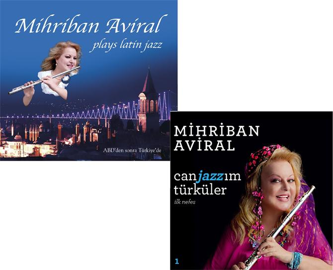 Mihriban Aviral'in 2 CD'si Bir Arada